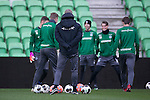 TRAINING IN STADION 2016 - 2017