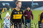 Colm Cooper Dr. Crokes players and supporters celebrate defeating Corofin in the Semi Final of the Senior Football Club Championship at the Gaelic Grounds, Limerick on Saturday.