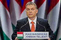 Viktor Orban state of the nation 2013