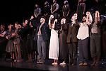 'Zorba!' - Closing Night Curtain Call
