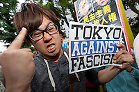 2014 Article 9 Protest in Tokyo