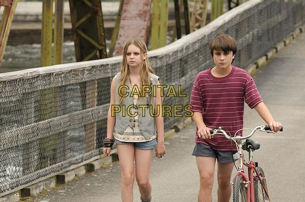 Maika Monroe &amp; Gattlin Griffith<br /> in Labor Day (2013) <br /> (Last Days of Summer)<br /> *Filmstill - Editorial Use Only*<br /> CAP/NFS<br /> Image supplied by Capital Pictures