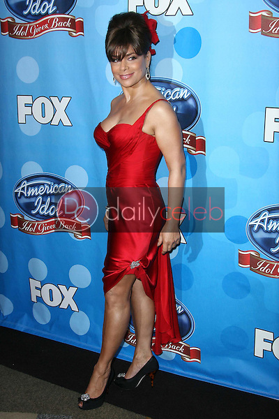 Paula Abdul<br />at the taping of American Idol's &quot;Idol Gives Back 2008&quot;. Kodak Theatre, Hollywood, CA. 04-06-08<br />Dave Edwards/DailyCeleb.com 818-249-4998