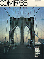 Compass annual Report, Brooklyn Bridge