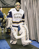 Mike Johnson (Notre Dame - 32) - The University of Notre Dame Fighting Irish defeated the University of New Hampshire Wildcats 2-1 in the NCAA Northeast Regional Final on Sunday, March 27, 2011, at Verizon Wireless Arena in Manchester, New Hampshire.