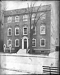 Frederick Stone negative. Lincoln House Field Street.<br />Undated photo