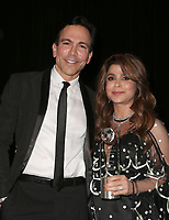 BEVERLY HILLS, CA - April 07: Dr. Bill Dorfman, Paula Abdul, At 4th Annual unite4:humanity Gala_Inside At Madame Tussauds  In California on April 07, 2017. Credit: FS/MediaPunch