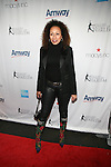 Law & Order Actress and Producer Tamara Tunie Attends The 2013 Skating with the Stars honoring B Michael and Andrea Joyce -A benefit gala for Figure Skating in Harlem Held At Trump Rink, Central Park, NY