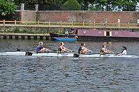 Thames Ditton Regatta.Emanuel School
