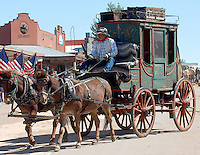 TOMBSTONE ARIZONA STAGECOACH<br />