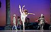 Sylvia<br /> Birmingham Royal Ballet <br /> choreography by David Bentley <br /> at the Birmingham Hippodrome, Birmingham, Great Britain<br /> rehearsal <br /> 23rd June 2015 <br /> Celine Gittens as Diana<br /> <br /> <br /> <br /> Photograph by Elliott Franks <br /> Image licensed to Elliott Franks Photography Services