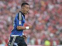 Independiente Santa Fe vs Millonarios, 17-05-2015. LA I_2015