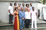 "Backstage at ""A Great Day In Harlem"" Urban Fashion Fusion Showcase, NY 7/25/10"
