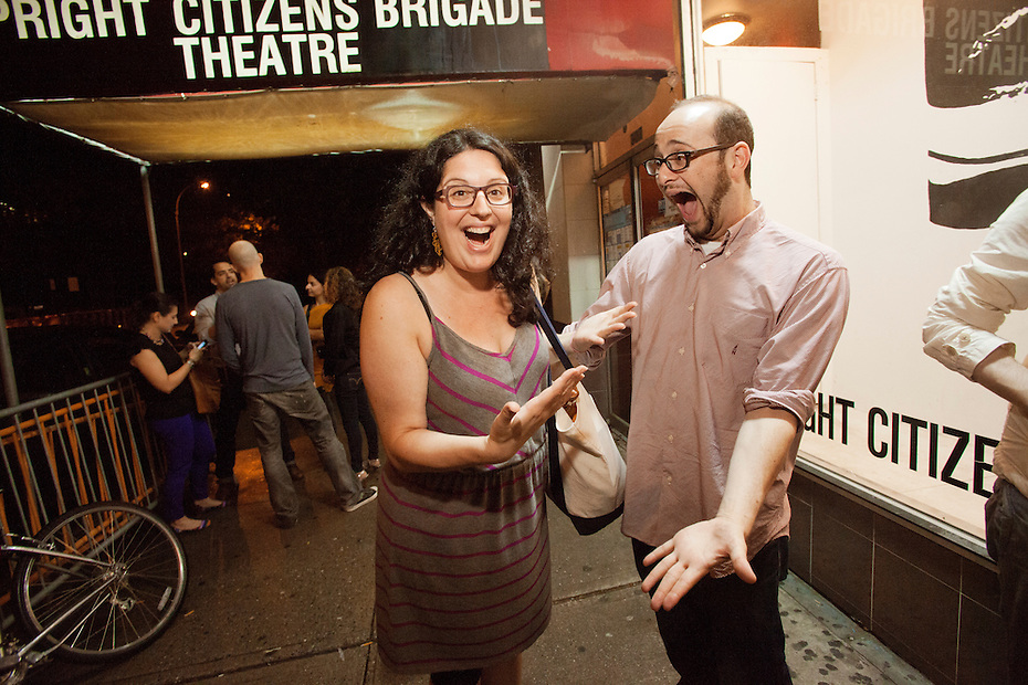 Marianne Ways, Josh Gondelman - Whiplash - July 23, 2012 -  UCB, NY