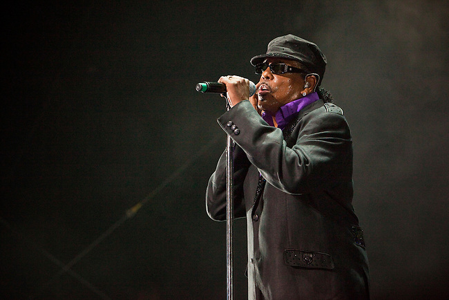 Charlie Wilson performing during the 2010 Essence Music Festival at the Louisiana Superdome on July 3, 2010 in New Orleans, Louisiana. USA.