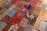 Carpet seller, Fes, Morocco