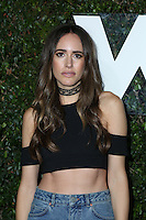 LOS ANGELES, CA - NOVEMBER 02: Louise Roe attends the Who What Wear 10th Anniversary #WWW10 Experience on November 2, 2016 in Los Angeles, California. (Credit: Parisa Afsahi/MediaPunch).