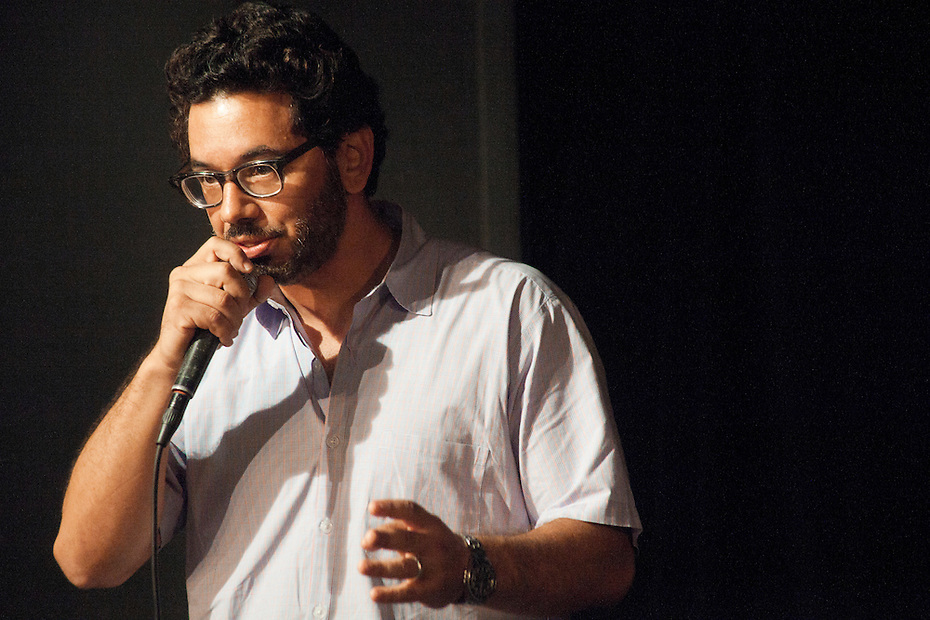 Al Madrigal - Whiplash - July 30, 2012 - UCB Theater