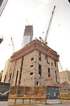 #34 World Trade Center  under construction