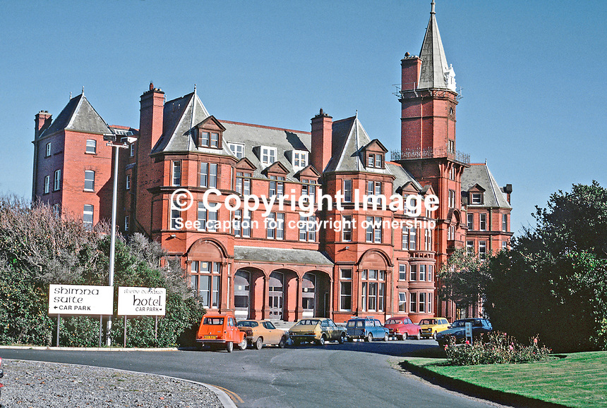 Slieve Donard Hotel Newcastle Co Down N Ireland Uk 1978 Victor Patterson