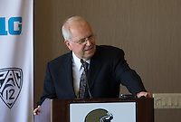 2014 San Francisco Bowl Game Association, Pac-12 and Big Ten press conference and Q&A