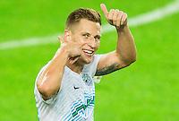 20151009: SLO, Football - UEFA EURO 2016 Qualifications, Slovenia vs Lithuania