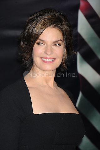 Sela Ward attends the premiere of 'The Stepfather' at the SVA Theater in New York City. October 12, 2009.. Credit: Dennis Van Tine/MediaPunch