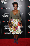 Broadway Actress Krystal Joy Brown Attends MACY&rsquo;S PRESENTS FASHION&rsquo;S FRONT ROW<br />