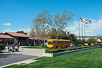 Ronald Reagan Presidential Library and Museum, Simi Valley California,