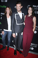NEW YORK, NY - OCTOBER 10: Dottie Zicklin, Nico Tortorella and Miriam Shor at PaleyFest New York's presentation of Younger at the Paley Center for Media in New York City on October 10, 2016. Credit: RW/MediaPunch