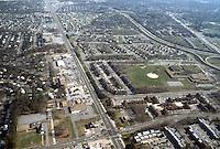 1984 March 01..Redevelopment.Rosemont (R-25)..AERIAL VIEW...NEG#.NRHA#..
