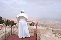 Visit to Israel of Pope Benedict XVI . May. 09, 2009