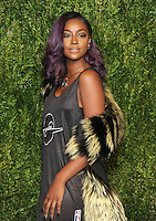 NEW YORK, NY - NOVEMBER 07:  Justine Sky attends 13th Annual CFDA/Vogue Fashion Fund Awards at Spring Studios on November 7, 2016 in New York City. Photo by John Palmer/ MediaPunch