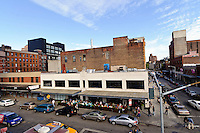 Outdoor Restaurant, Meatpacking District, Manhattan, New York City, New York, USA, Meatpacking District, Manhattan, New York City, New York, USA