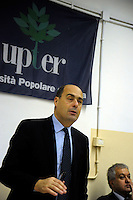 Upter.Inaugurazione sede di Castro Pretorio.Francesco Florenzano.