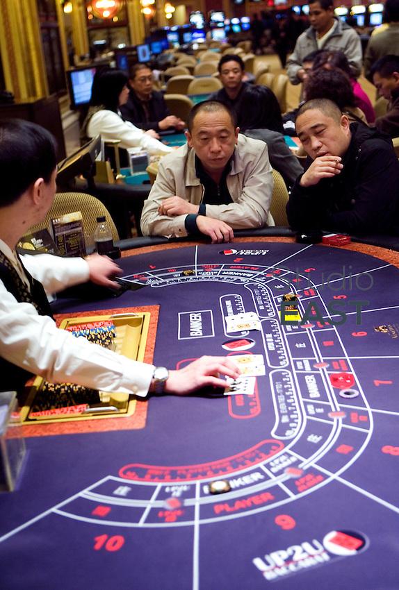 Baccarat Casino - SSB Shop