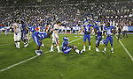 UK loses to Auburn after a last second fieldgoal at Commonwealth Stadium on Saturday, Oct. 9, 2010. Photo by Scott Hannigan | Staff