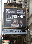'The Present' - Marquee