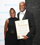 """Mr. Abbott"" Award honoring Kenny Leon (Party)"