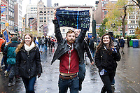 Occupy Wall Street's Day of Action