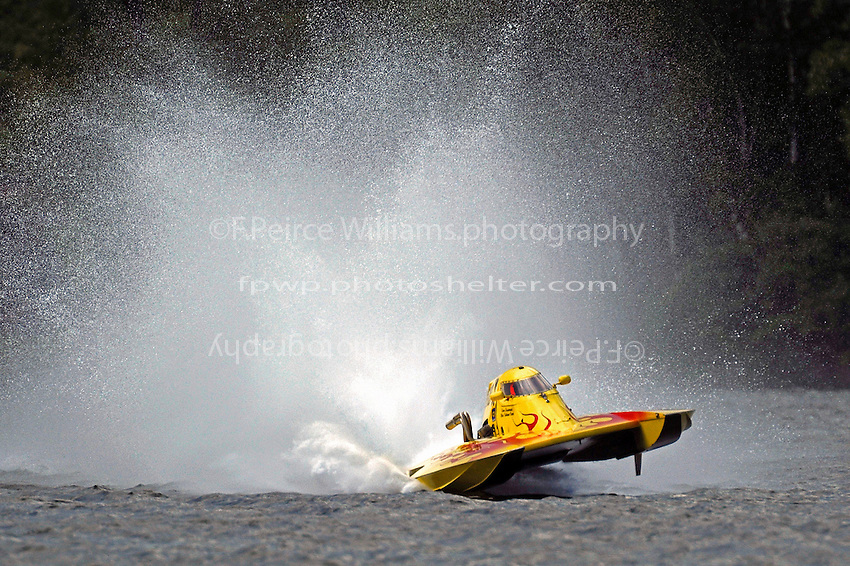 Chris Owen, NM-107 (National Mod hydroplane(s)