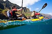 Kayaking Na Pali Coast Kaua'i