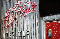 El Vato  graffiti   (restaurant interior)