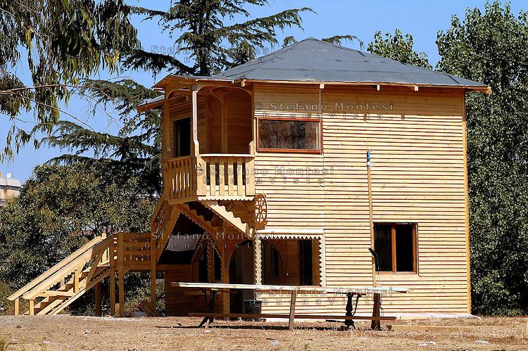 casa nomadi