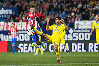 Atletico de Madrid and Las Palmas