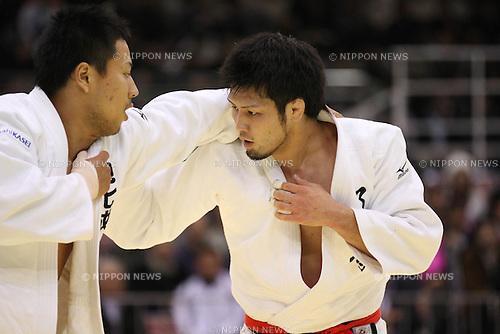 Takashi Ono, APRIL 2, 2011 - Judo : All Japan Selected Judo Championships Men's -90kg at Fukuoka Convention Center, Fukuoka, Japan. (Photo by YUTAKA/AFLO SPORT) [1040]