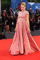 VENICE, ITALY - SEPTEMBER 04: Teresa Palmer attends the premiere of 'Hacksaw Ridge' during the 73rd Venice Film Festival at Sala Grande on September 4, 2016 in Venice, Italy.<br /> CAP/GOL<br /> &copy;GOL/Capital Pictures /MediaPunch ***NORTH AND SOUTH AMERICAS ONLY***