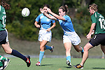 The University of North Carolina Tar Heels played the Eno River Rugby Club in a Women's Rubgy exhibition match. October 5, 2013 on Hooker Field on the campus of the University of North Carolina in Chapel Hill, North Carolina.