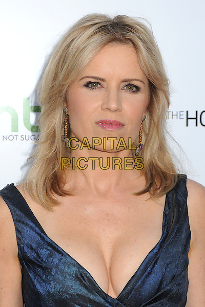 """Kim Dickens.""""At Any Price"""" Los Angeles Premiere held at The Egyptian Theatre, Hollywood, California, USA..April 16th, 2013.headshot portrait blue sleeveless cleavage .CAP/ADM/BP.©Byron Purvis/AdMedia/Capital Pictures"""