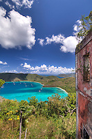 View of Maho and Francis Bay<br />